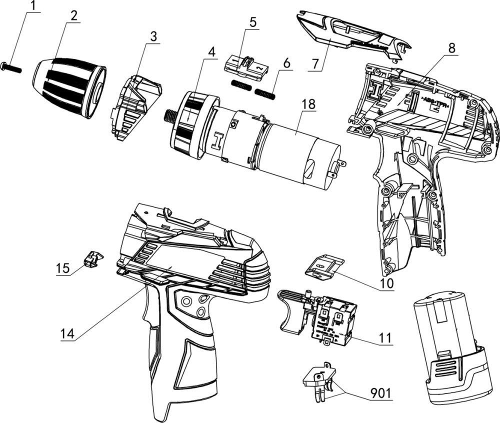 akku-bohrschrauber te-cd 12 li - einhell online werksverkauf