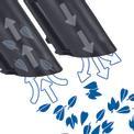 Soffiatore/aspiratore per foglie a scoppio BG-PL 26/1 Detailbild ohne Untertitel 1