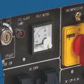 Generador diesel BT-PG 5000 DD Detailbild ohne Untertitel 2