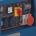 Generador diesel BT-PG 5000 DD Detailbild ohne Untertitel 1