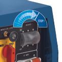 Generador diesel BT-PG 5000 DD Detailbild ohne Untertitel 3
