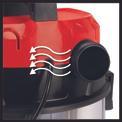 Wet/Dry Vacuum Cleaner (elect) TE-VC 2230 SA Detailbild ohne Untertitel 3