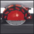 Radial Tile Cutting Machine TE-TC 620 U Detailbild ohne Untertitel 5