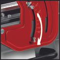 Radial Tile Cutting Machine TE-TC 620 U Detailbild ohne Untertitel 4