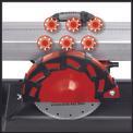 Tagliapiastrelle radiale TE-TC 620 U Detailbild ohne Untertitel 7