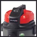 Wet/Dry Vacuum Cleaner (elect) TE-VC 1820 Detailbild ohne Untertitel 5