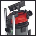 Wet/Dry Vacuum Cleaner (elect) TE-VC 1820 Detailbild ohne Untertitel 3