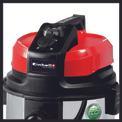 Wet/Dry Vacuum Cleaner (elect) TE-VC 1925 SA Detailbild ohne Untertitel 6