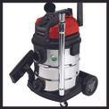 Wet/Dry Vacuum Cleaner (elect) TE-VC 1925 SA Detailbild ohne Untertitel 4