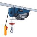 Polipasto eléctrico BT-EH 500 Detailbild ohne Untertitel 9