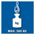 Drótköteles emelő BT-EH 500 VKA 1