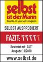 Taladro percutor RT-ID 65 Testmagazin - Logo (oeffentlich) 2