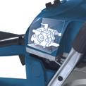 Motosierra gasolina BG-PC 2245 Detailbild ohne Untertitel 3