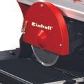 Radial Tile Cutting Machine RT-TC 430 U Detailbild ohne Untertitel 3
