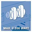 Áramfejlesztő (benzines) BT-PG 2000/2 VKA 1