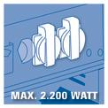 Stromerzeuger (Benzin) BT-PG 2000/2 VKA 1