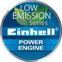 Stromerzeuger (Benzin) BT-PG 2000/2 Logo / Button 1