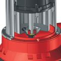 Pompa submersibila apa murdara GH-DP 3730 Detailbild ohne Untertitel 2