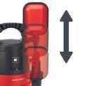 Pompa submersibila apa murdara GH-DP 3730 Detailbild ohne Untertitel 1