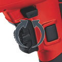 Bohrhammer TH-RH 800 E Detailbild ohne Untertitel 9