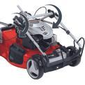 Petrol Lawn Mower GE-PM 51 S B&S Detailbild ohne Untertitel 9
