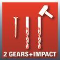 Cordless Impact Drill TH-CD 18-2i VKA 2