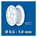 Schutzgas-Schweissgerät BT-GW 190 D VKA 2