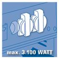 Generatori di corrente (benzina) BT-PG 3100/1 VKA 1