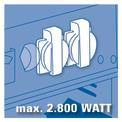 Generador gasolina BT-PG 2800/1 VKA 1