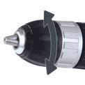 Cordless Impact Drill TH-CD 18-2i Detailbild ohne Untertitel 1