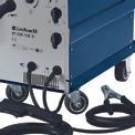 Schutzgas-Schweissgerät BT-GW 190 D Detailbild ohne Untertitel 5