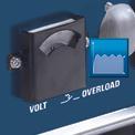 Generador gasolina BT-PG 2800/1 Detailbild ohne Untertitel 2