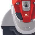 Amoladora TE-AG 125 CE Detailbild ohne Untertitel 3
