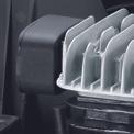 Kompressor TE-AC 300/50/10 Detailbild ohne Untertitel 2