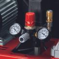 Air Compressor TE-AC 300/50/10 Detailbild ohne Untertitel 1