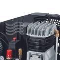 Kompressor TE-AC 300/50/10 Detailbild ohne Untertitel 4