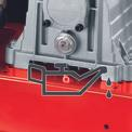 Kompressor TE-AC 300/50/10 Detailbild ohne Untertitel 5