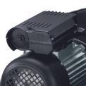 Kompresszor TE-AC 300/50/10 Detailbild ohne Untertitel 3