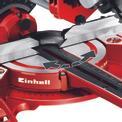 Troncatrice radiale TH-SM 2131 Dual Detailbild ohne Untertitel 4