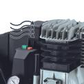 Kompressor TE-AC 400/100/10 D Detailbild ohne Untertitel 8