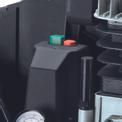 Kompressor TE-AC 400/100/10 D Detailbild ohne Untertitel 9