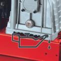 Kompressor TE-AC 400/100/10 D Detailbild ohne Untertitel 7