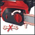 Electric Chain Saw GH-EC 2040 Detailbild ohne Untertitel 2