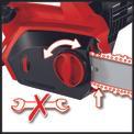 Motosierra eléctrica GH-EC 2040 Detailbild ohne Untertitel 2