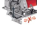 Circular Saw TH-CS 1400/1 Detailbild ohne Untertitel 1