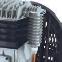 Kompresszor TE-AC 480/100/10 D Detailbild ohne Untertitel 2