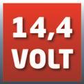 Akku-Bohrschrauber RT-CD 14,4/1 Li VKA 1