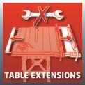 Asztali körfűrész TE-CC 1825 U VKA 2
