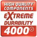 Kompressor TE-AC 400/100/10 D Logo / Button 1