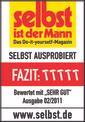 Bohrhammer RT-RH 20 Testmagazin - Logo (oeffentlich) 1